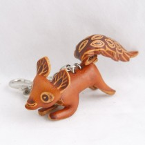 All Other Key Chain Squirrel